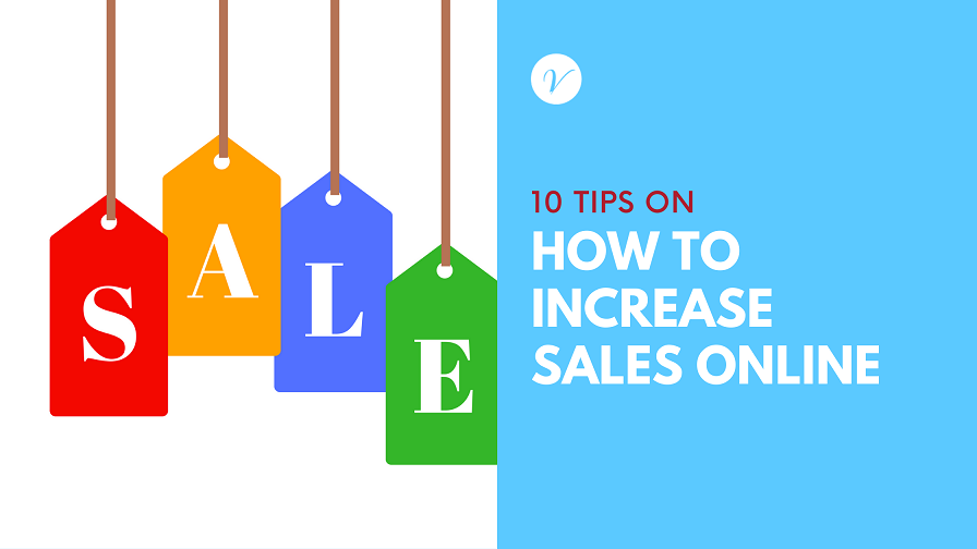 10 Tips on How to Increase Sales Online